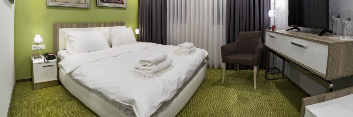 Двокреветна Queen bed